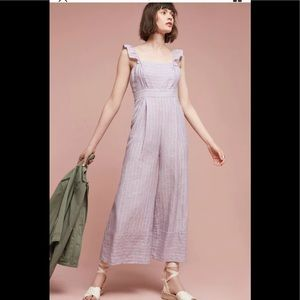 Anthropologie Jumpsuit Final sale. Price is firm!